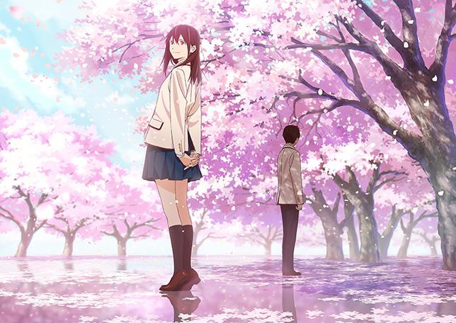 Nuevo tráiler de la película Kimi no Suizou wo Tabetai